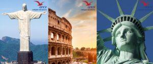 Chèques-Vacances ANCV à l'étranger