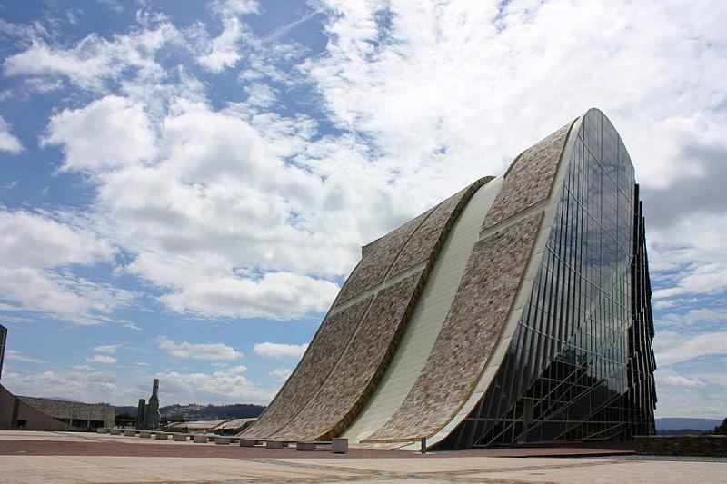 Cité de la Culture de Galice, Saint-Jacques-de-Compostelle