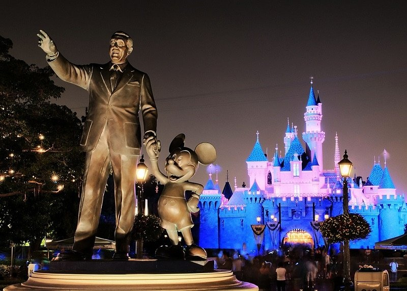 Disneyland Park, Los Angeles