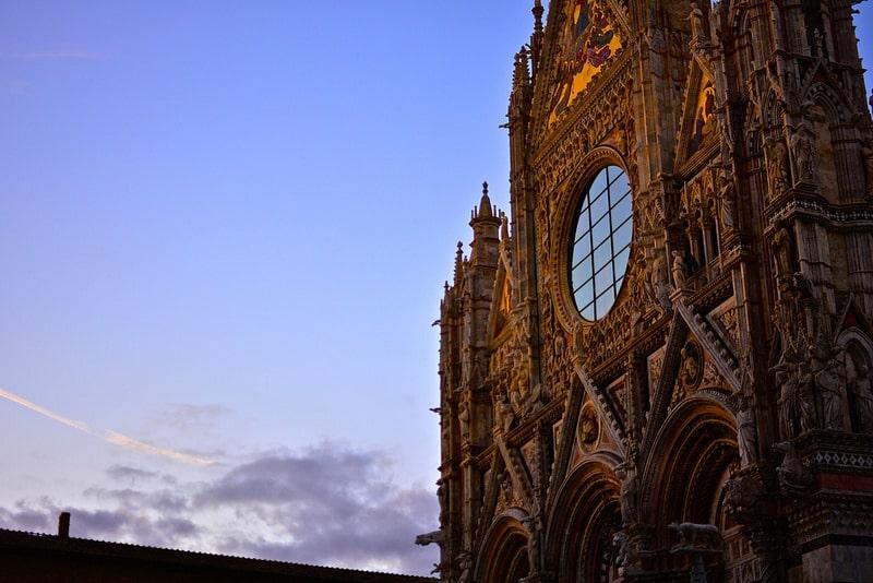 Duomo, Sienne