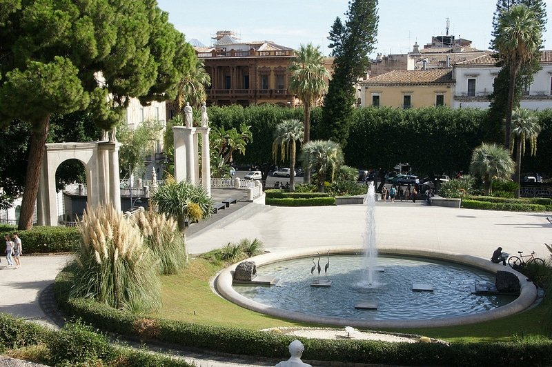 Giardino Bellini Catane