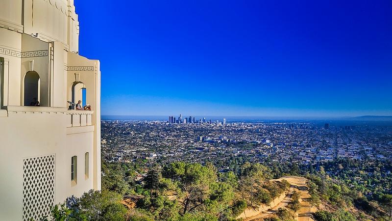 Griffith Park, observatoire Los Angeles