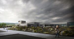 LAVA, musée du volcan en Islande