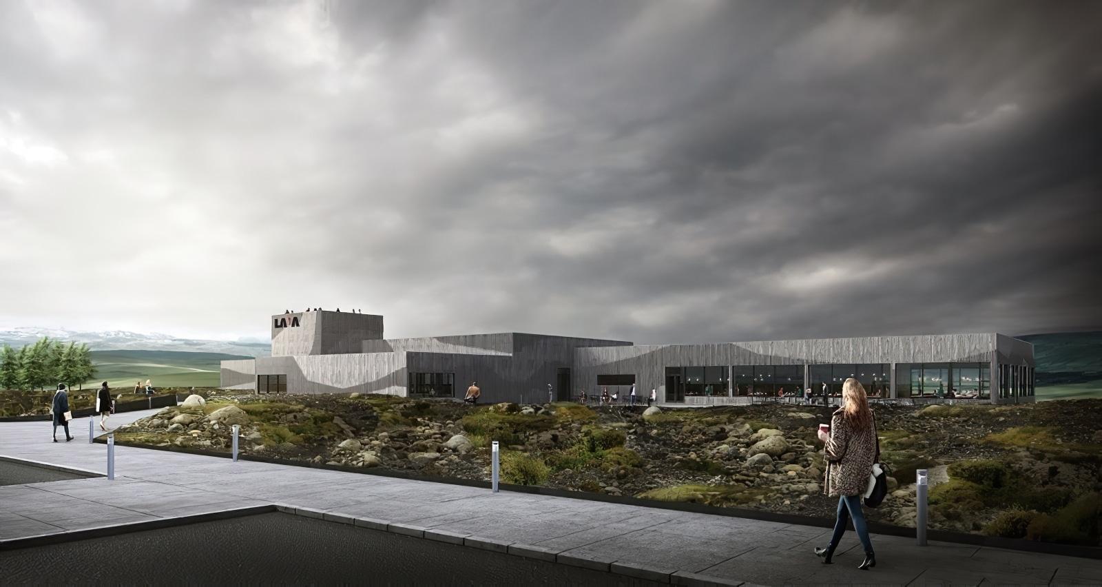 LAVA : un musée dédié aux volcans et tremblements de terre va ouvrir en Islande