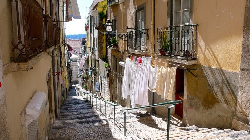 Bairro Alto, Lisbonne