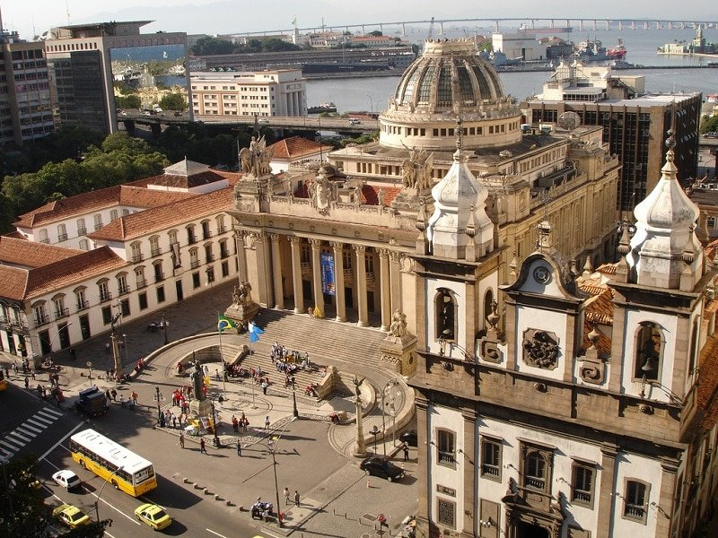 Loger, centre Rio