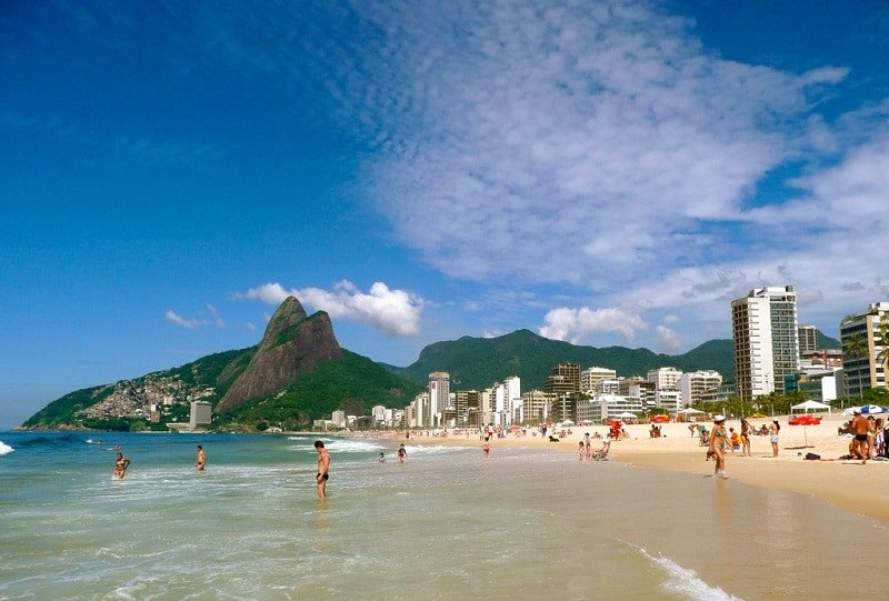 Loger, Ipanema, Rio