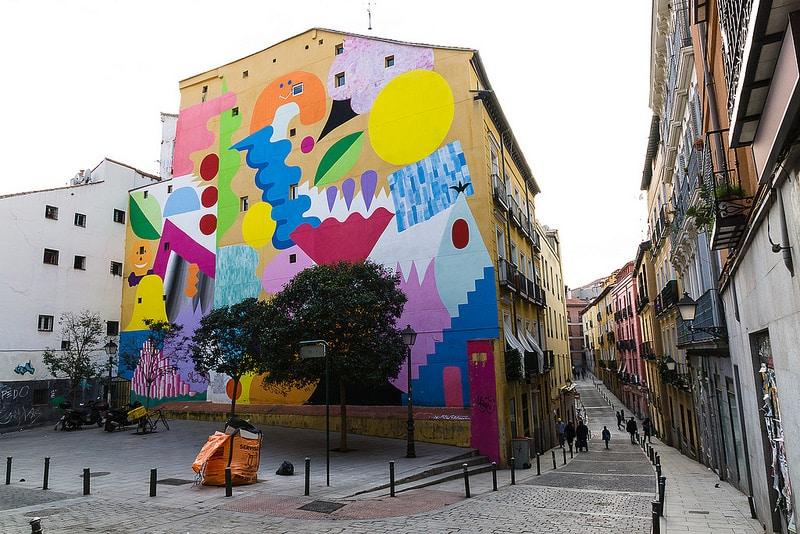 Loger Lavapiés, Madrid
