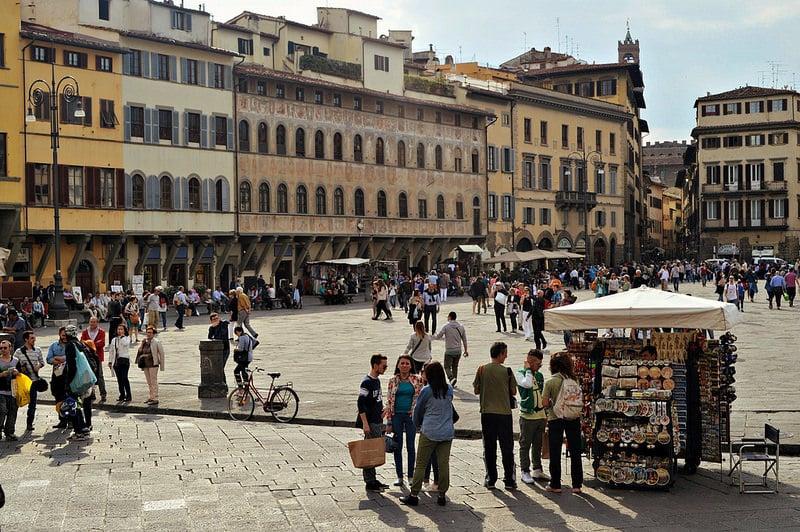 Loger Santa Croce, Florence