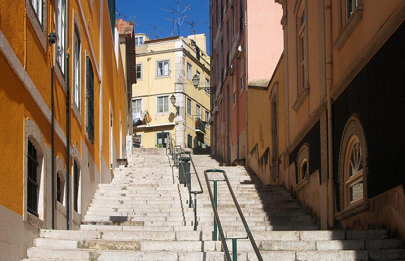 Misericordia, loger à Lisbonne