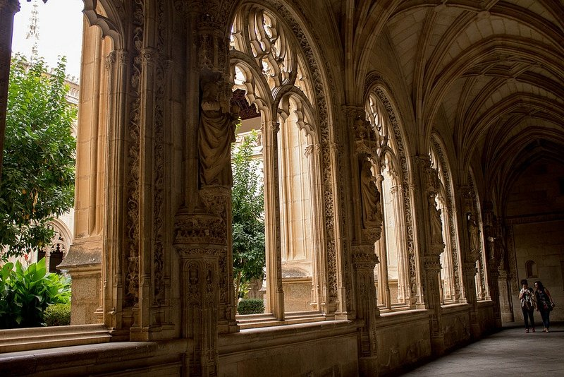 Monastère de San Juan de los Reyes, Tolède