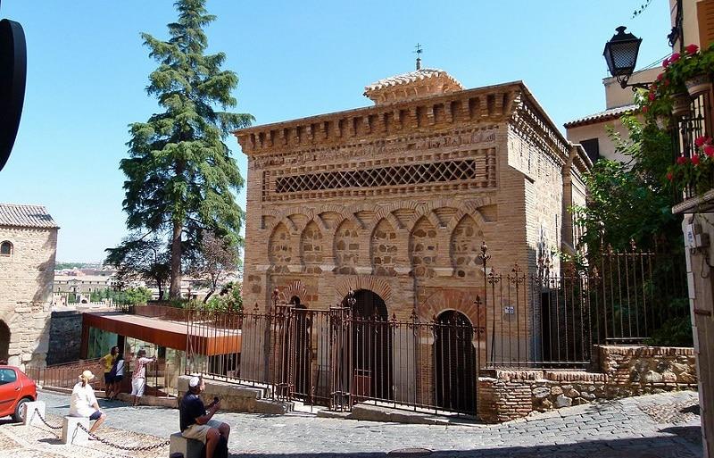 Mosquée Cristo de la Luz, Tolède
