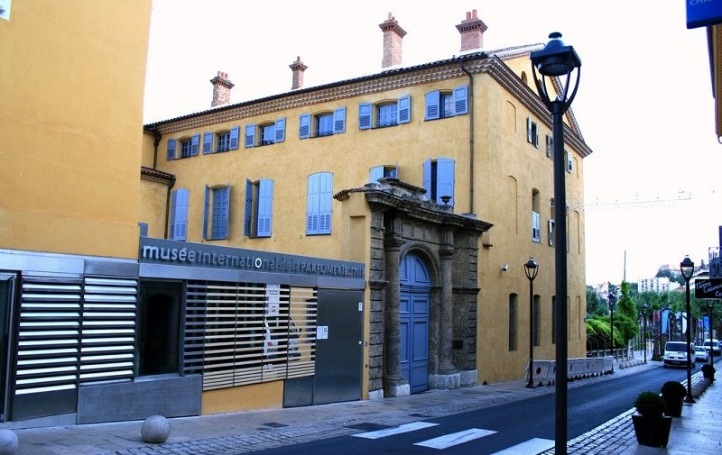 Musée International Parfumerie, Grasse