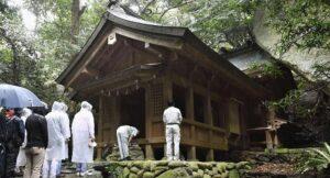 Okinoshima, l'île japonaise interdite aux femmes bientôt listée à l'UNESCO ?