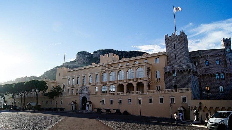 Palais Princier, Monaco