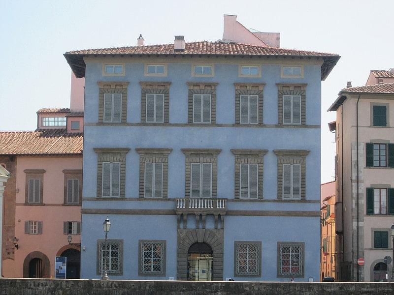 Palazzo Blu, Pise