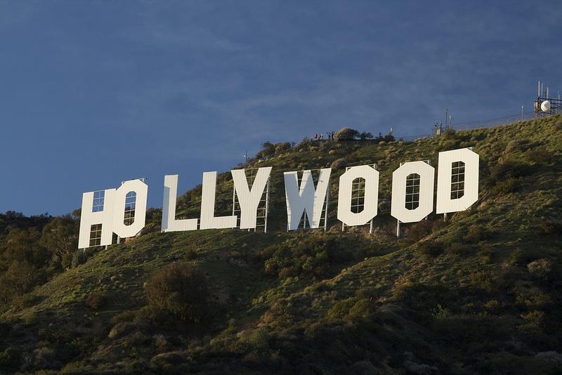 Panneau Hollywood, Los Angeles