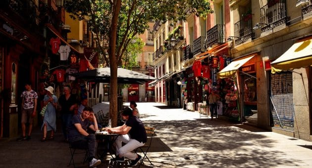 Dans quel quartier loger à Madrid ?