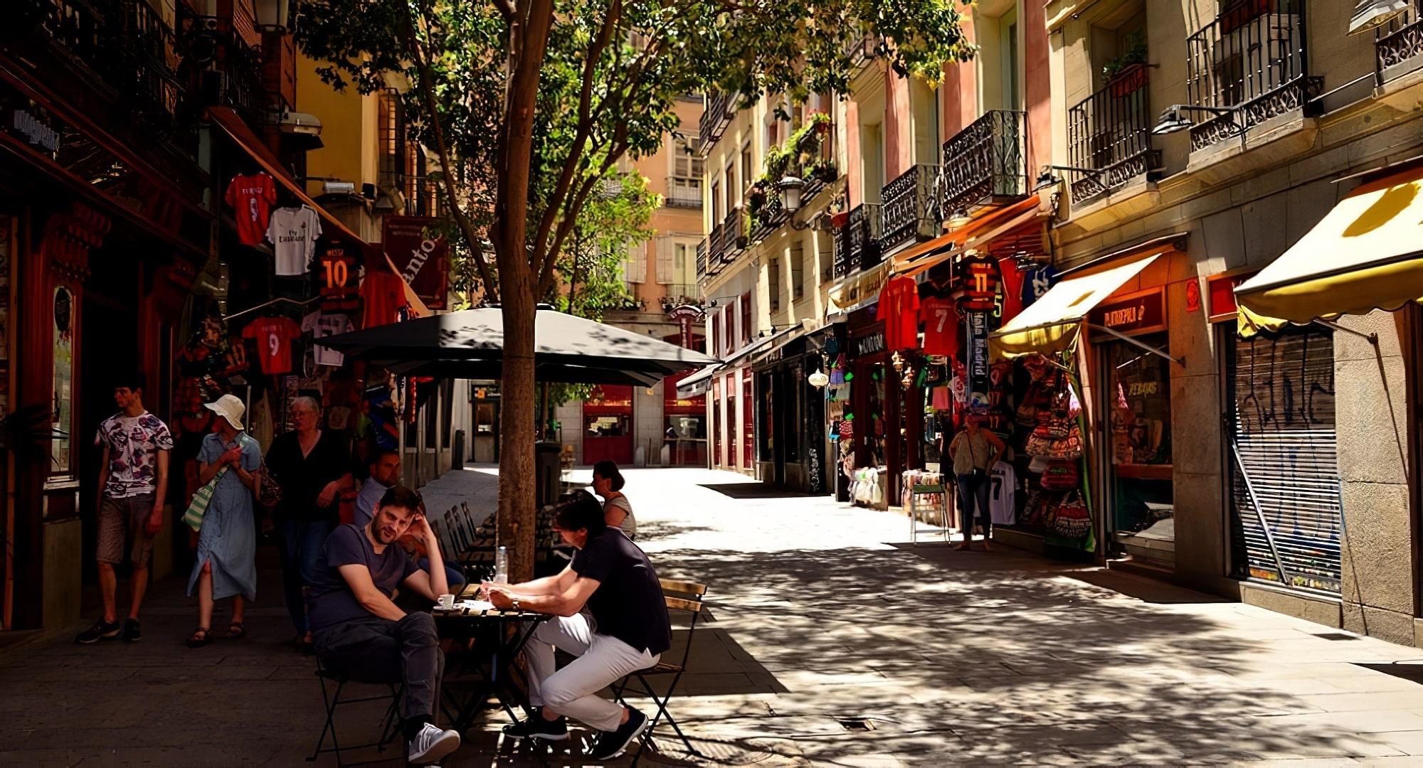 Quartiers où loger à Madrid