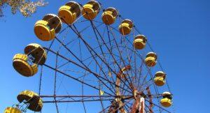 Roue de Tchernobyl, tourisme