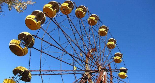 Tchernobyl, une destination touristique ?