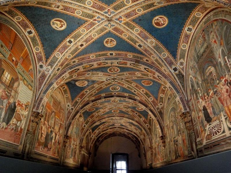 Santa Maria della Scala, Sienne