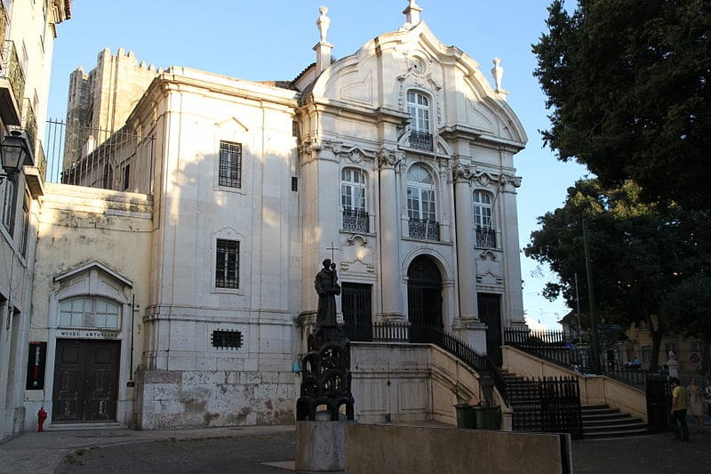 Santo Antonio, loger à Lisbonne