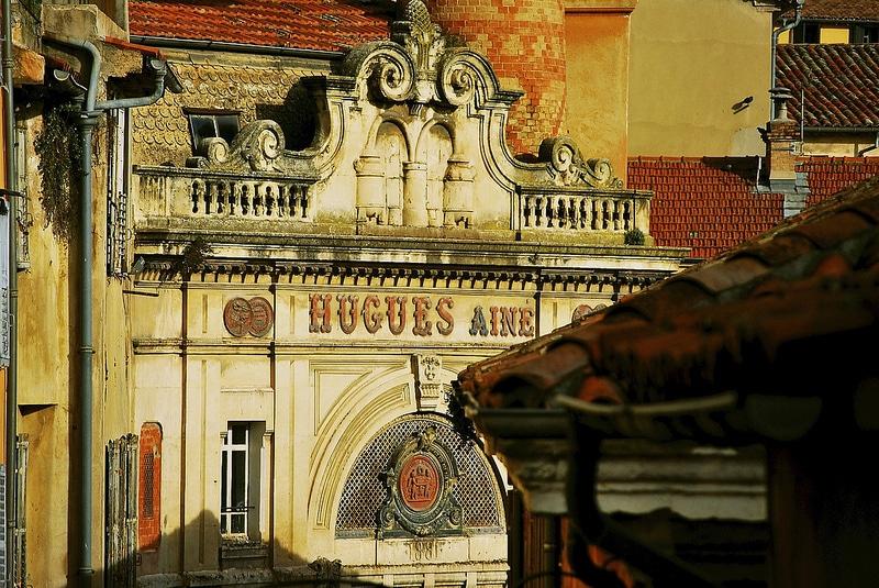 Vieux-centre Grasse