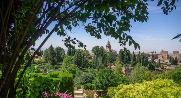 Visiter l'Alhambra de Grenade : billets, tarifs, horaires
