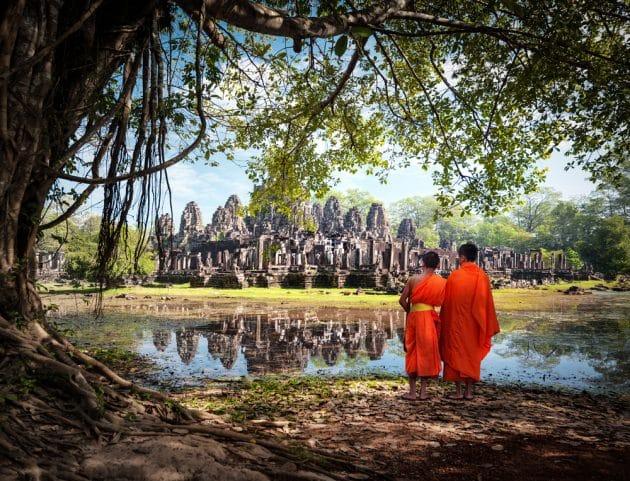 Visiter les Temples d'Angkor : guide complet
