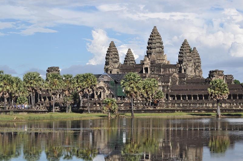 Angkor Vat, temples d'Angkor
