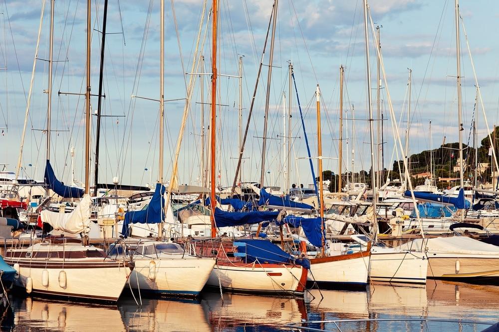 Balade en bateau à Beaulieu sur Mer