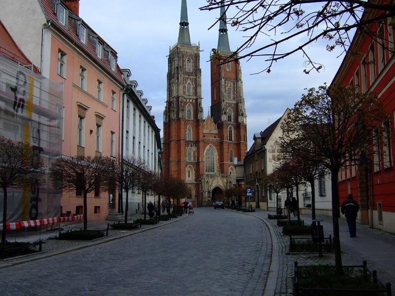 Cathédrale de Wroclaw