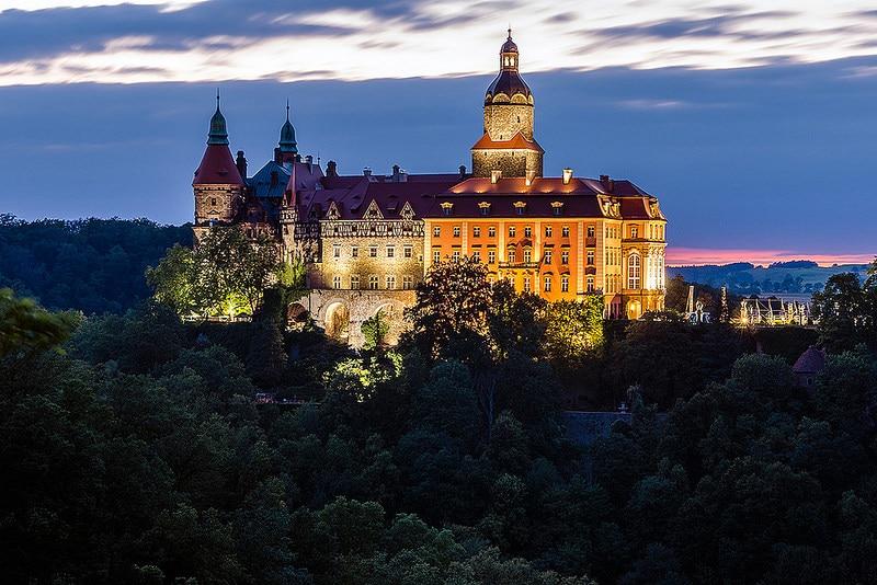 Château de Ksiaz, Wroclaw