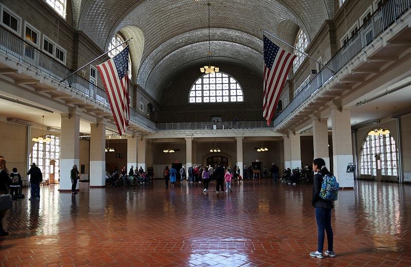 Ellis Island, musée de l'immigration