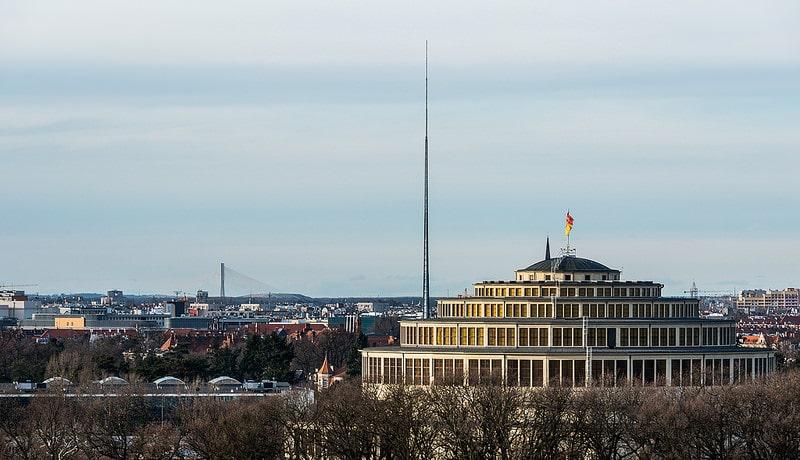 Halle Centenaire de Wroclaw