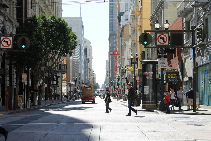 Loger à Downtown, San Francisco