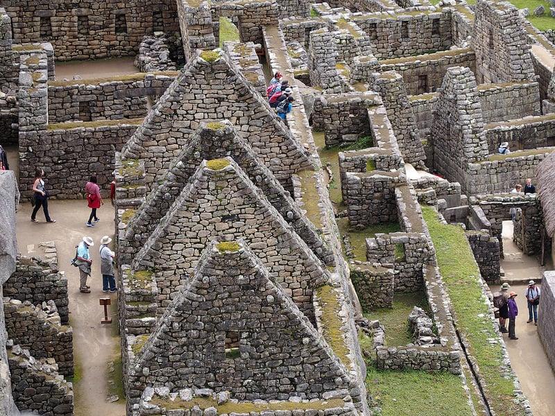Machu Picchu, monument