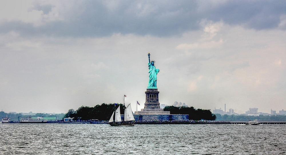 Souvent la Statue de la Liberté à New York : horaires, prix… IE58