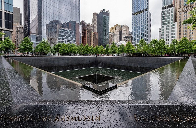 Memorial du 11 septembre, New-York