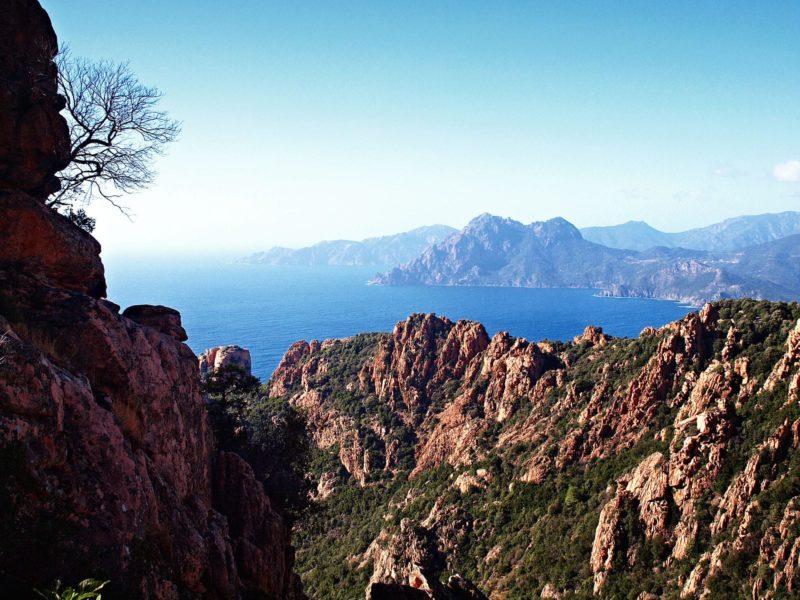 Calanques de Piana, Corse