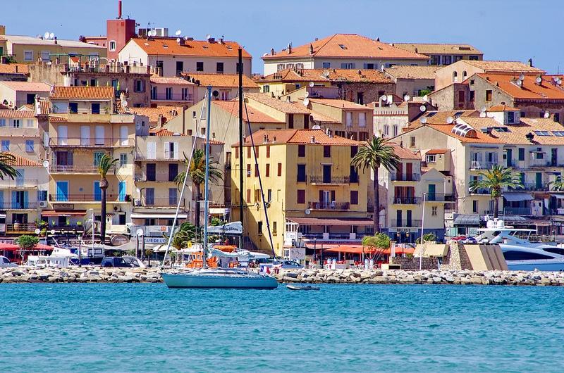 Port de Calvi, Corse