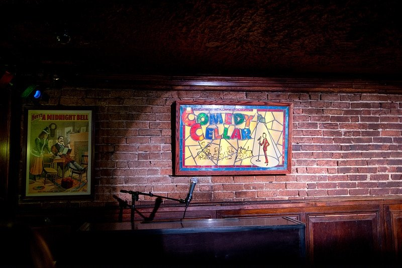 Comedy Cellar, New-York