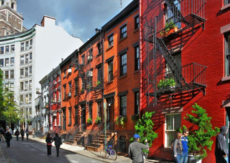 Greenwich Village, New-York