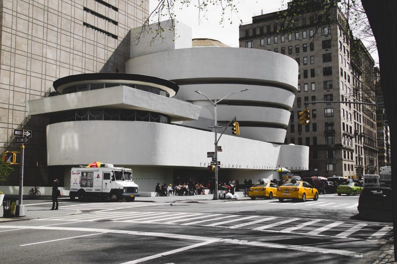 Musée Guggenheim, New-York