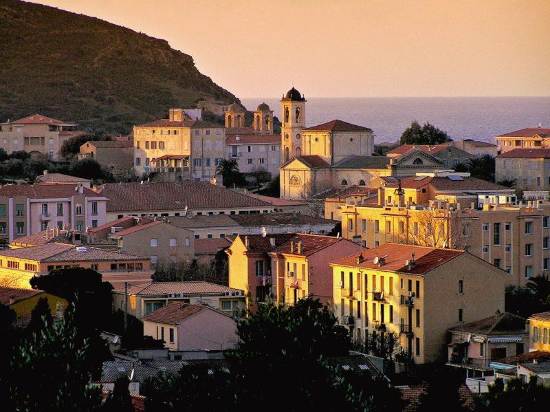 Île Rousse, Corse