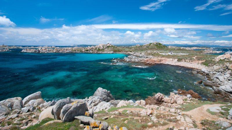 Îles Lavezzi, Corse