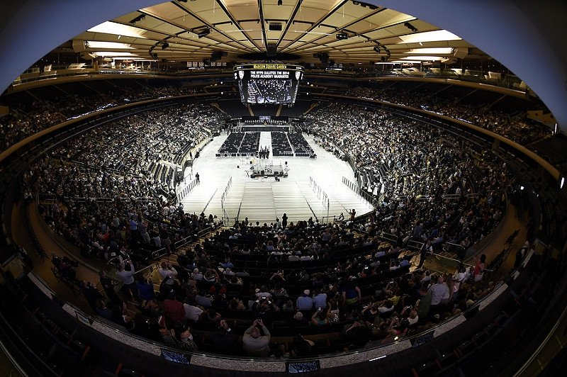 Madison Square Garden, New-York