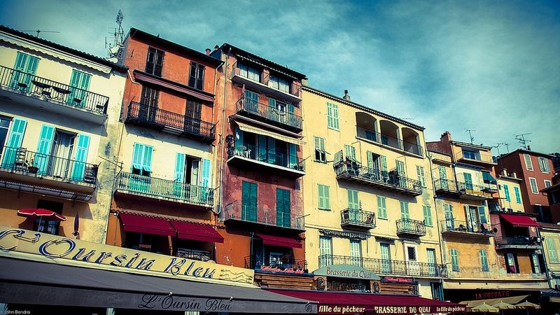 Vieille-ville de Villefranche-sur-Mer