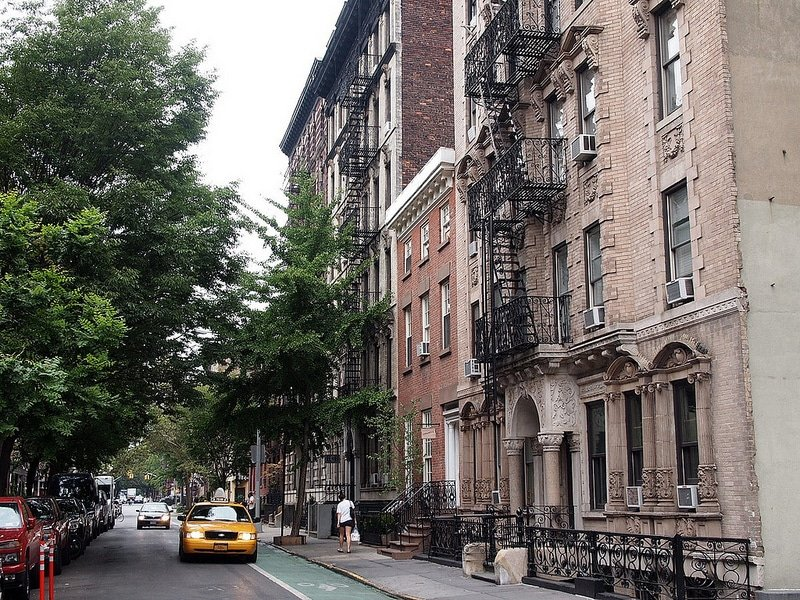 West Village, New-York